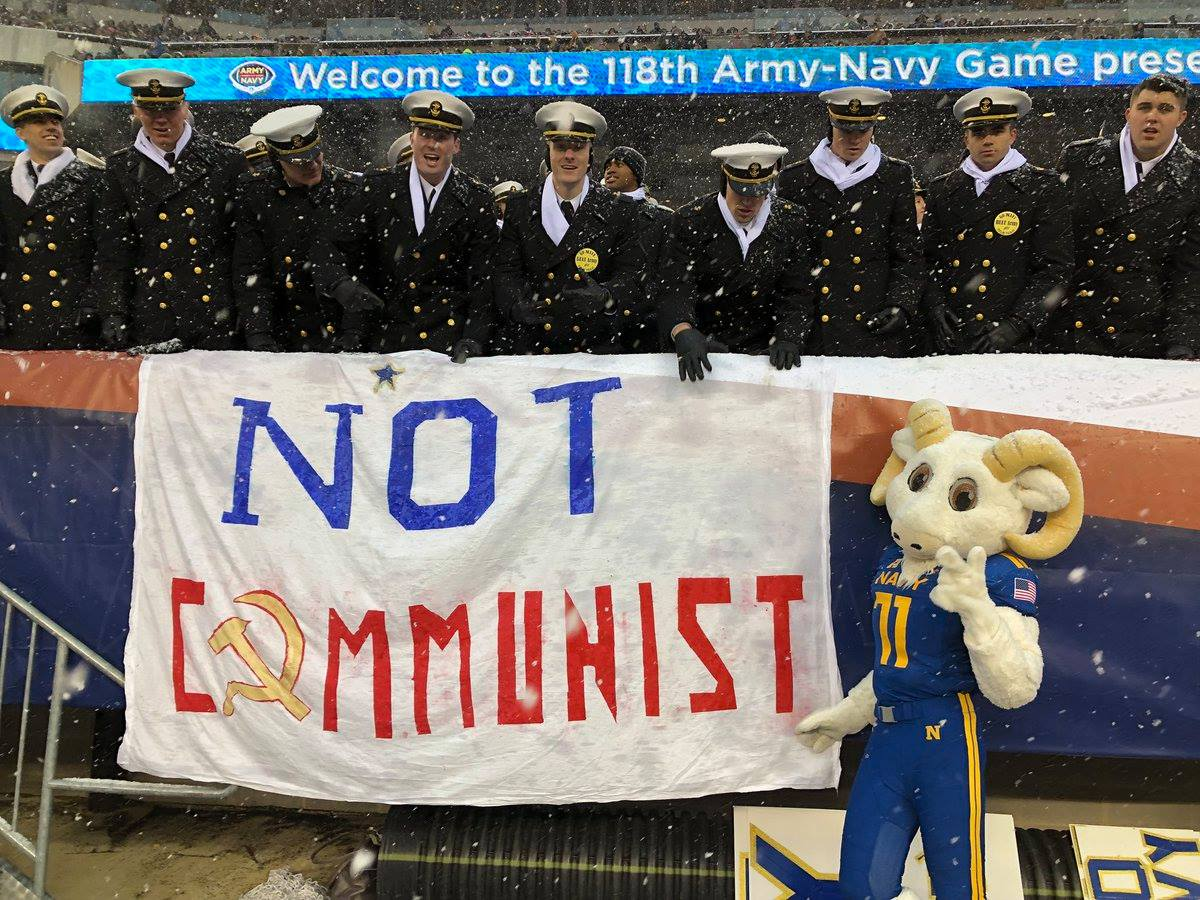 Image result for army navy game banners